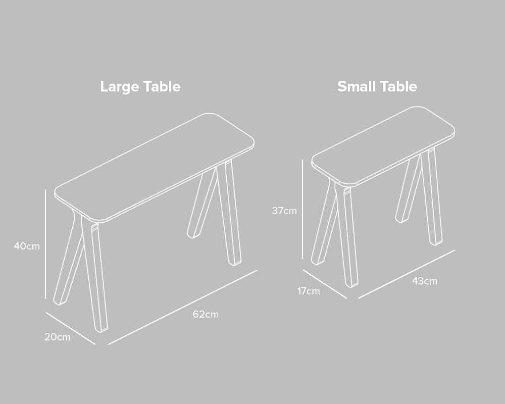 Nested-Side-Tables