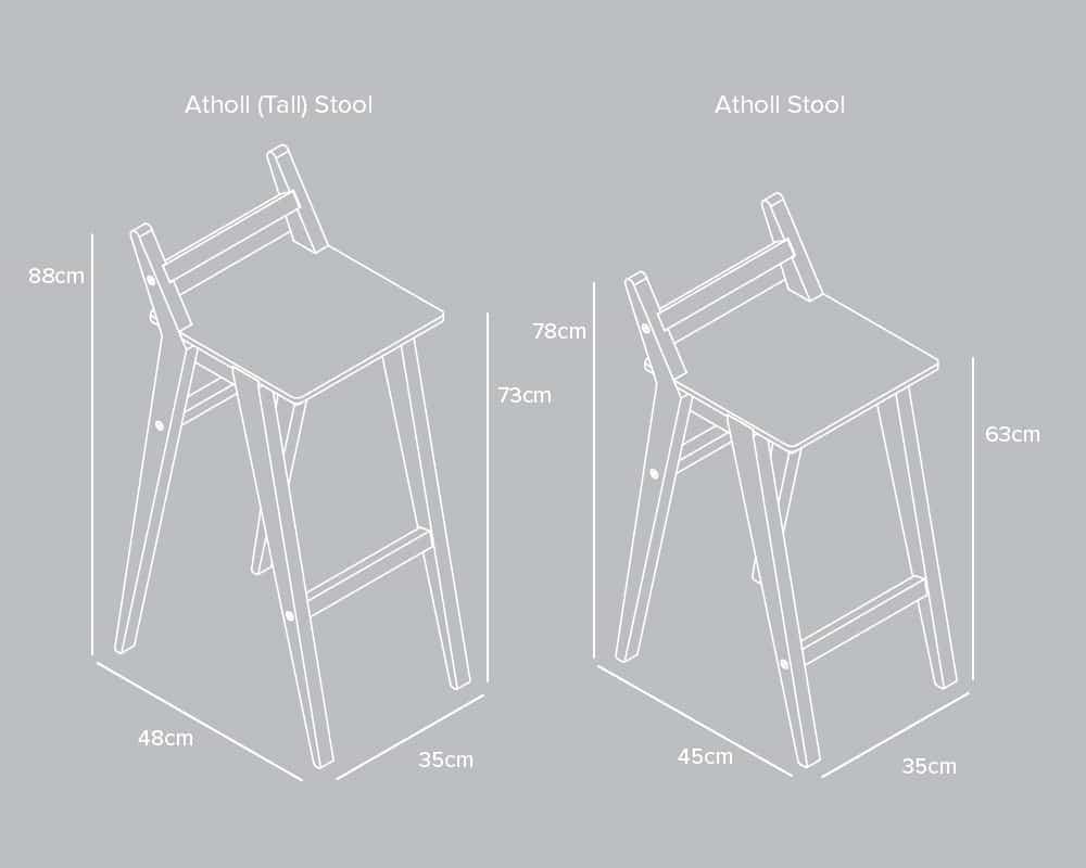 Atholl-Stool-Drawings-left