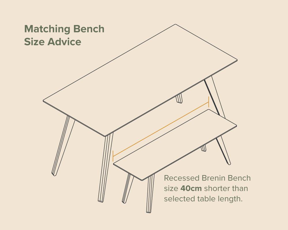 Brenin-Bench-Sizes-Website
