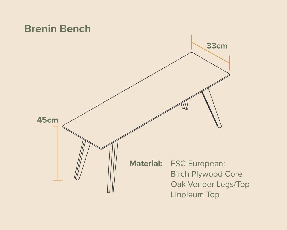 Brenin-Bench-Specs-Website